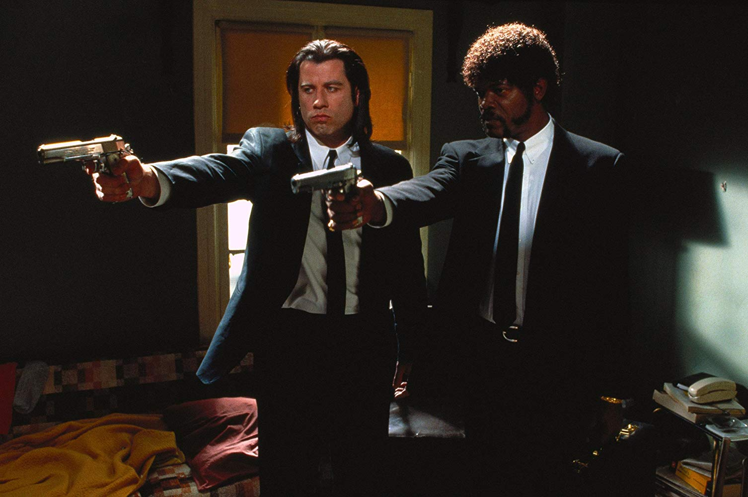 6. Pulp Fiction (1994)