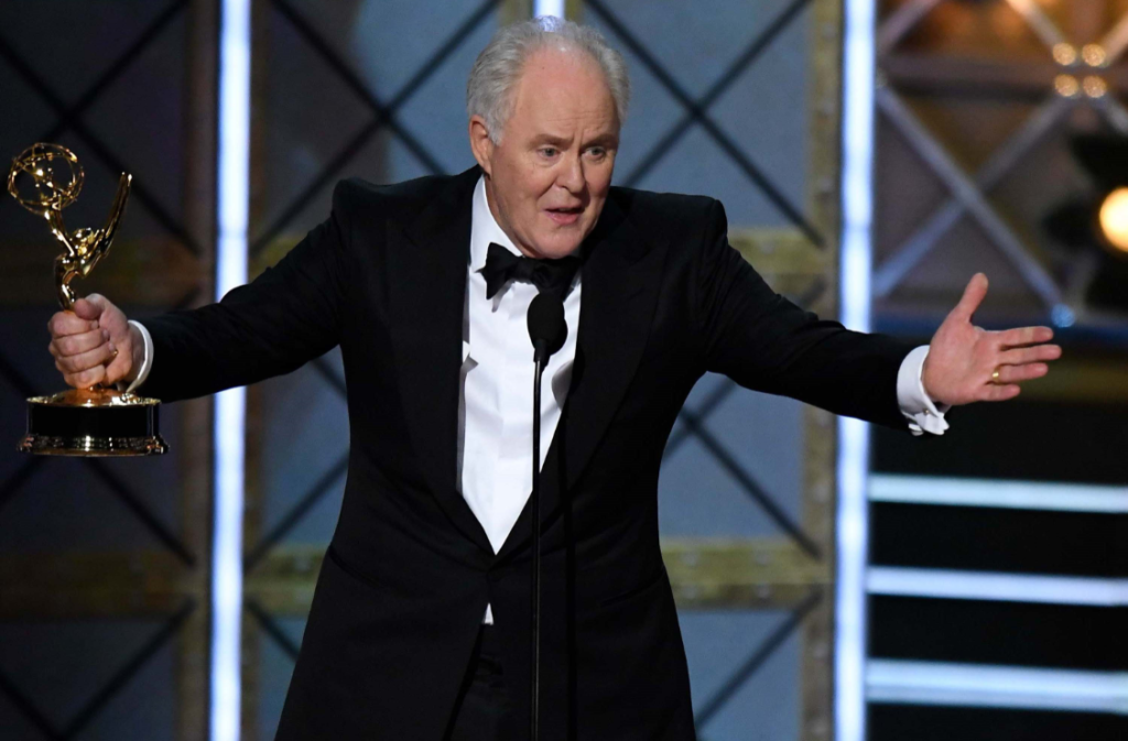 John Lithgow — Batman