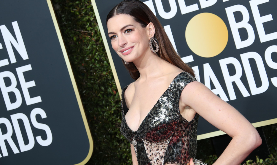 Anne Hathaway — Knocked Up